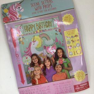 $7 bundle item💙 Birthday photo props